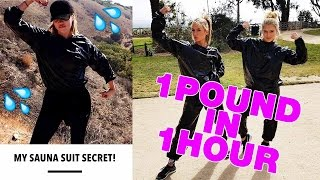 Kardashian Sauna Suit Secret