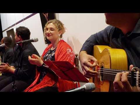 Flamenco y Arte at Huckleberry Art Gallery
