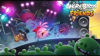 Angry Birds Friends | Guess the band Tournament