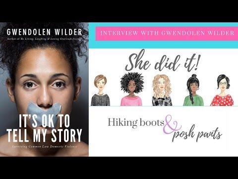 Gwendolen Wilder - She Did it!
