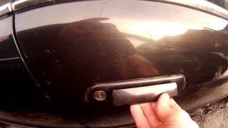 Как открыть машину если сел аккумулятор bmw e34(, 2015-02-23T08:30:56.000Z)