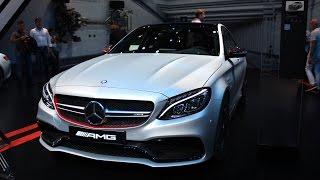 Test Drive : 2016 Mercedes-Benz AMG C63