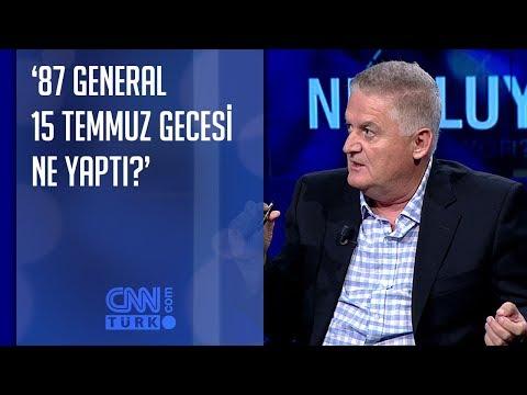 Ahmet Zeki Üçok: 87 general 15 Temmuz gecesi ne yaptı?