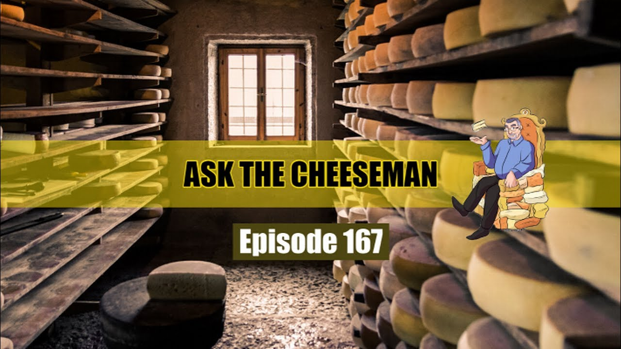 🔴 Ask the Cheeseman #167