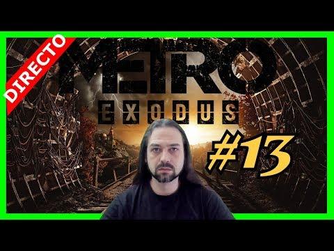 metro-exodus---otoÑo---la-ciudad-muerta---gameplay-español-xbox-one-x-#13