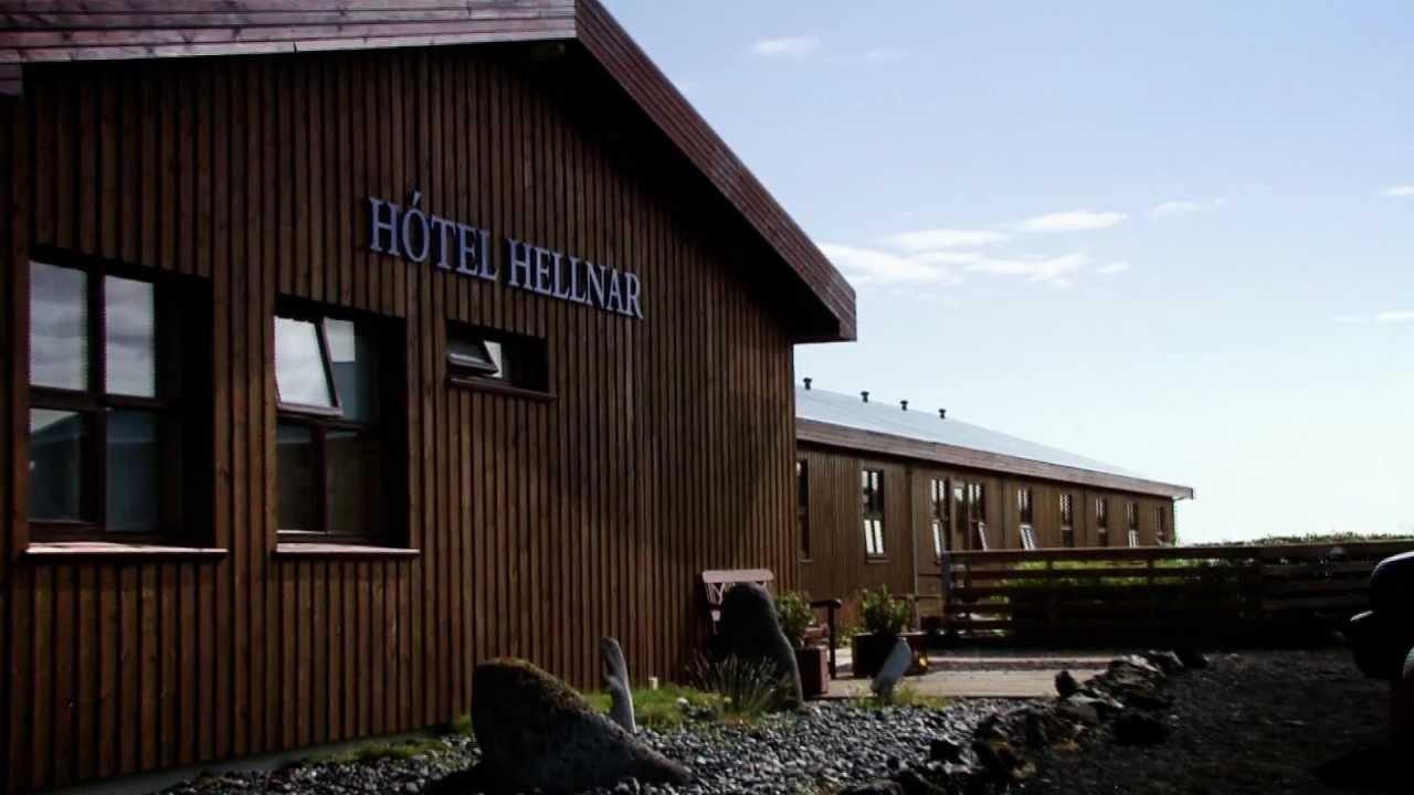 Hotel Hellnar In Snæfellsnes Peninsula Iceland Icelandic Farm Holidays