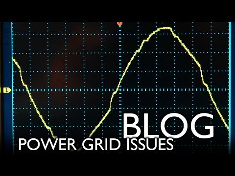 Blog. Power grid distortion & solutions