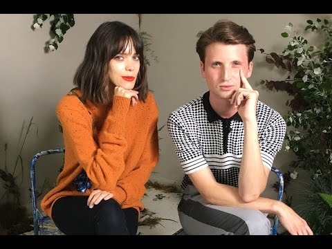 How To Do French Style With Stacy Martin  Joshington Hosts