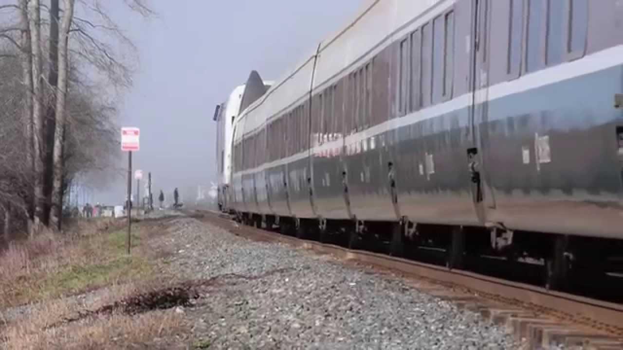 Amtrak Cascades 510 (アムトラ...