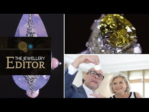 When diamonds dance: New High Jewellery by Boghossian