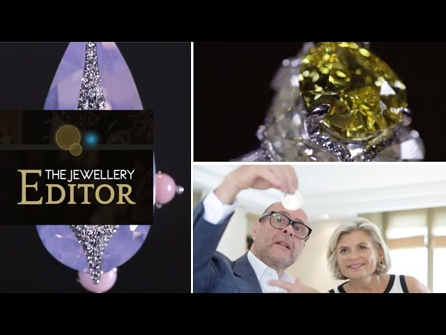 When diamonds dance: new high jewellery by Boghossian
