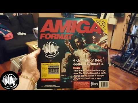 """Pete Cannon 8bit only E.P"" vinyl out now N4006 Jungle/Hardcore Amiga/Octamed"