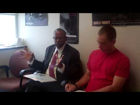 Black Socialist Presidential Candidate Discusses His Platform on Your World News