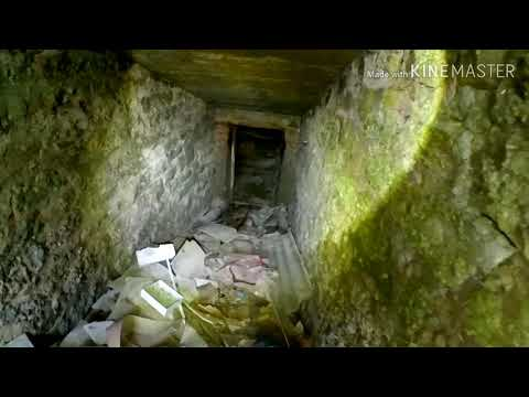 Старинный подвал возле
