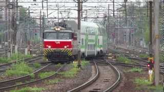 ► Train Spotting in Helsinki / Helsingin junat [17.05.12]