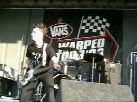 06. Avenged Sevenfold - Second Heartbeat Live @ Warped Tour 2003