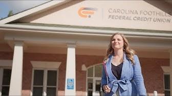 Carolina Foothills FCU - We Move You Forward