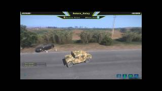 Arma III - Execution  du commandant - serveur HomeLife