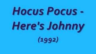 Hocus Pocus - Here