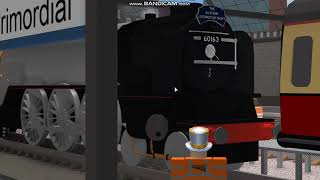 Der A1 Tornado in Aktion bei Elustour Primordial in Grand Continental Railways| ROBLOX 08.11.18