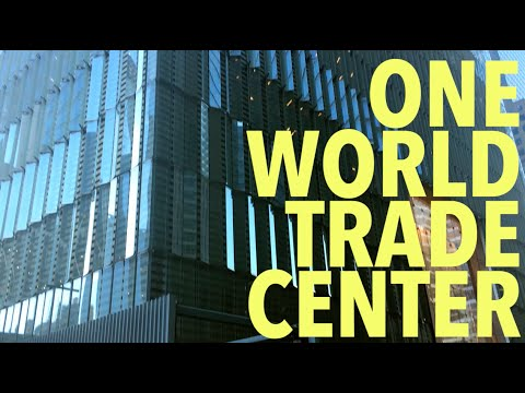 One World Trade Center: Freedom Tower Tour!