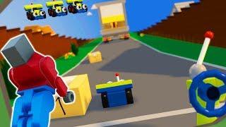 BRICK RIGS BOB AND LEGO BALDI FIND SECRET MINI GAME! - Lego The Incredibles Gameplay #29