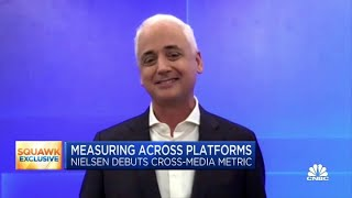 Nielsen CEO on a new way to measure viewership across platforms