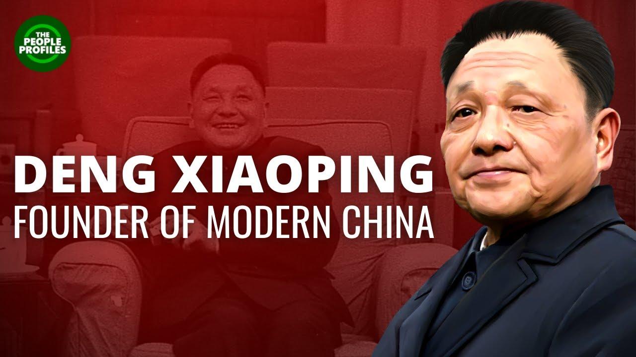 Deng Xiaoping Biography – The life of Deng Xiaoping Documentary – The founder of modern China
