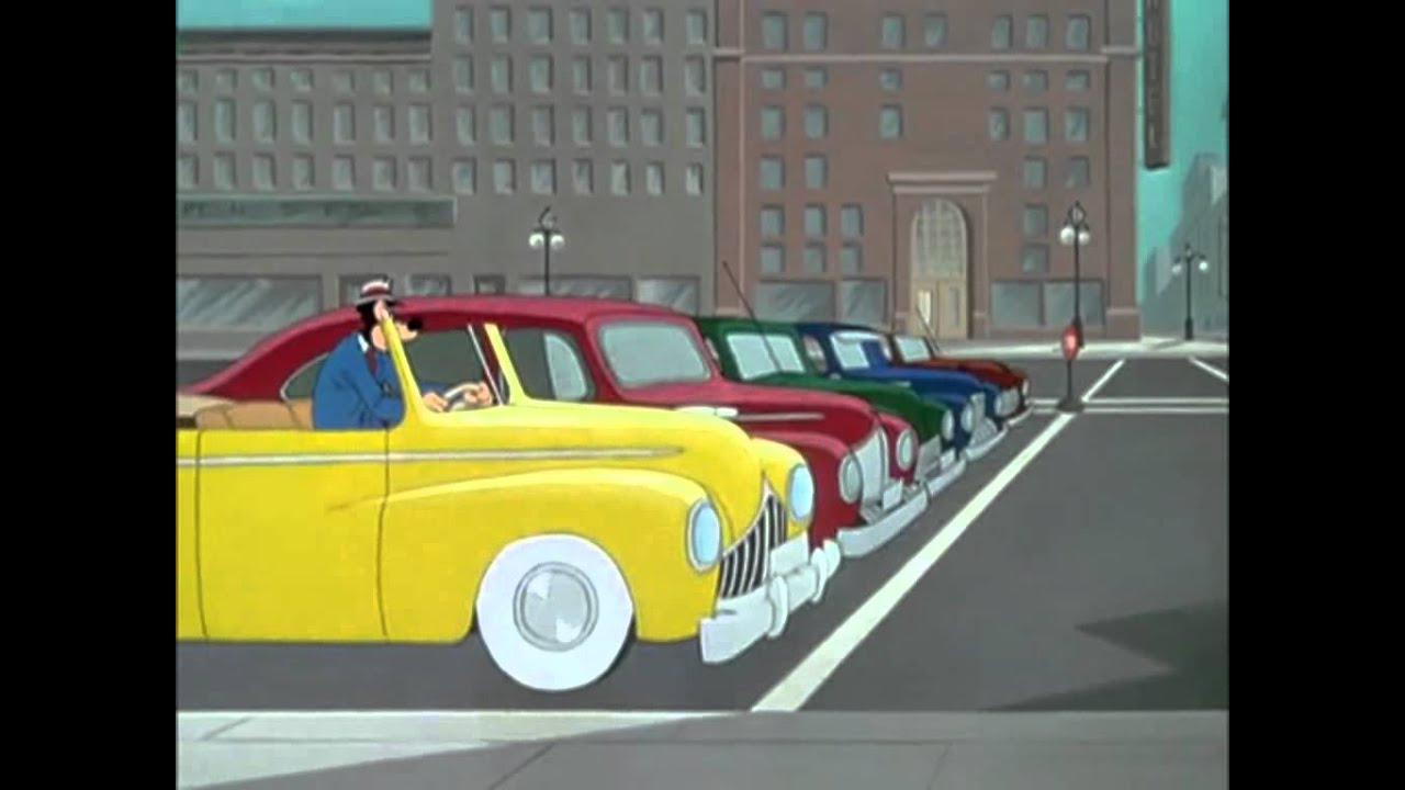 Dingo Auto Maboule Goofy Motor Mania Youtube