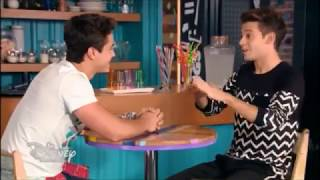 Soy Luna 3 | Simón tells Matteo the truth about Michel and Luna (ep.54) (Eng. subs)