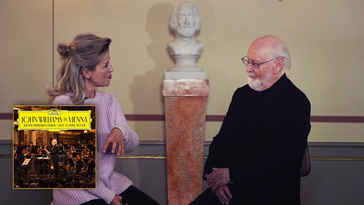 Anne-Sophie Mutter and John Williams in Conversation (Part IV)