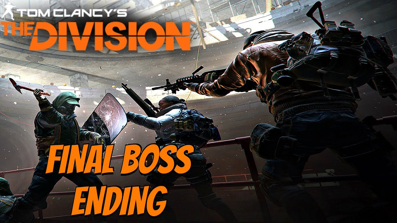 The division ps4 final mission final boss helicopter bliss the division ps4 final mission final boss helicopter bliss fight the division ending youtube sciox Image collections