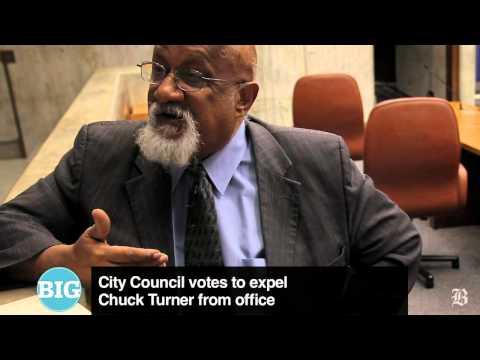 Boston City Council expels Chuck Turner