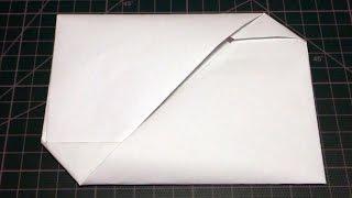 a4용지로 편지봉투종이접기 [진진종이접기] origami,折纸,折り紙,оригами,اوريغامي