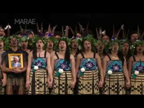 Te Reo Māori composers 2014, 'Kua Horo'
