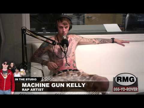 Machine Gun Kelly - Full Interview (August 2013)