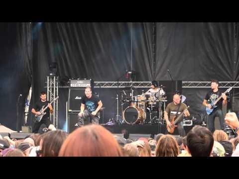 KRONOS - Klymenos Underwrath live le 15/08/15 au MOTOCULTOR FESTIVAL Open Air à Saint-Nolff