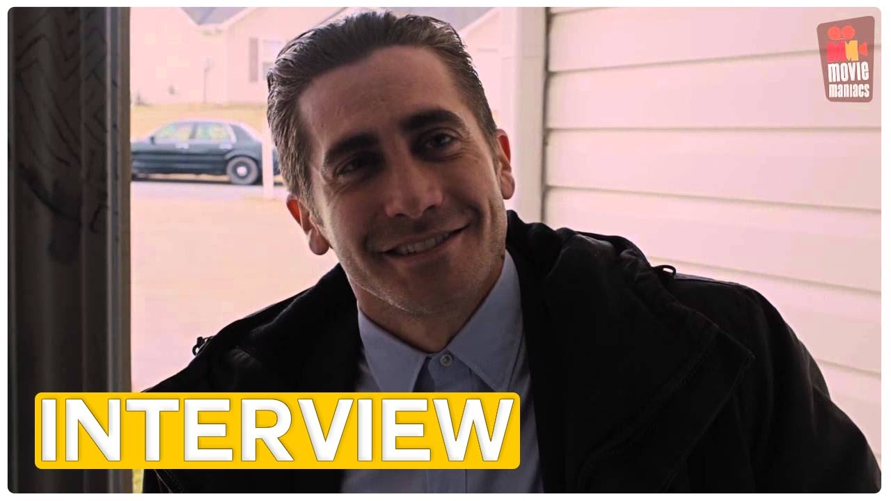Prisoners | Jake Gyllenhaal Interview (2013) - YouTube Jake Gyllenhaal Prisoners