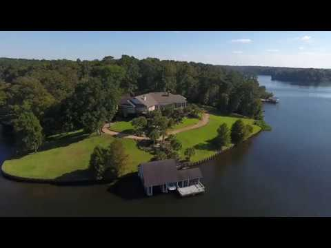 Waterfront Luxury Real Estate Auction in Alexandria, LA on Kincaid Lake