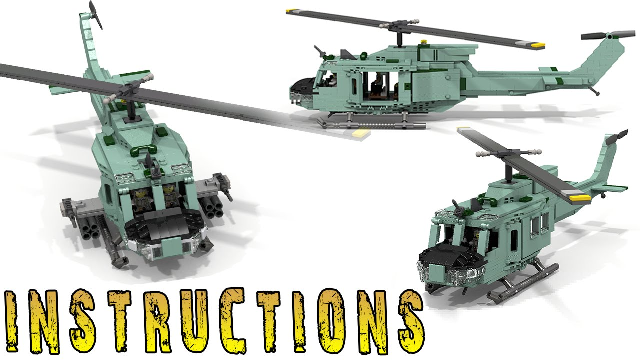 lego rc helicopter with Watch on Uh 1d Huey Us Army Vietnam 1968 in addition The A Team Gmc Van 1 3A15th Scale Rc P 136627 together with 329600 Airwolf as well File Sikorsky HH 60 further Lego Technic.