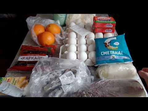 Молочка с рынка и продукты из АТБ. Что и по какой цене в Украине?