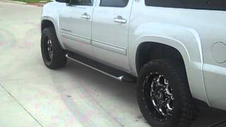 My Chevy Avalanche Z71 Mods