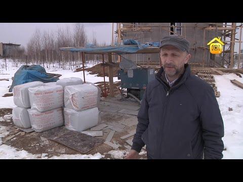 видео: Утепление дома эковатой. Мастер-класс // forumhouse