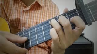 ÔNG BÀ ANH - Hướng dẫn solo guitar ÔNG BÀ ANH