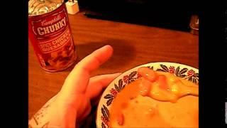 Campbells Chuncky Spicy Chicken Quesadilla Review Taste Test Food Storage