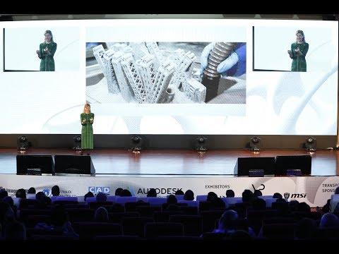 AU Middle  East 2018 Technology Keynote