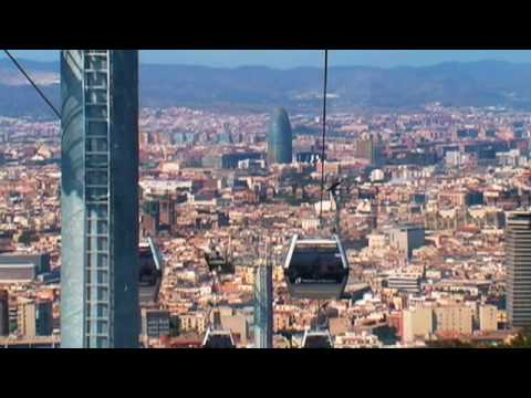 Barcelona Transport, Bus, Train, Taxi, Car  www.TravelGuide.TV