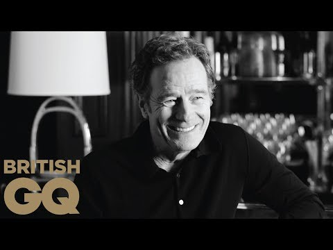 Bryan Cranston's most embarrassing stage moment | British GQ