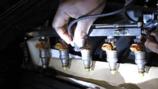 How to check for clogged fuel injectors