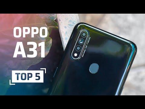 5 điểm đáng chú ý của Oppo A31
